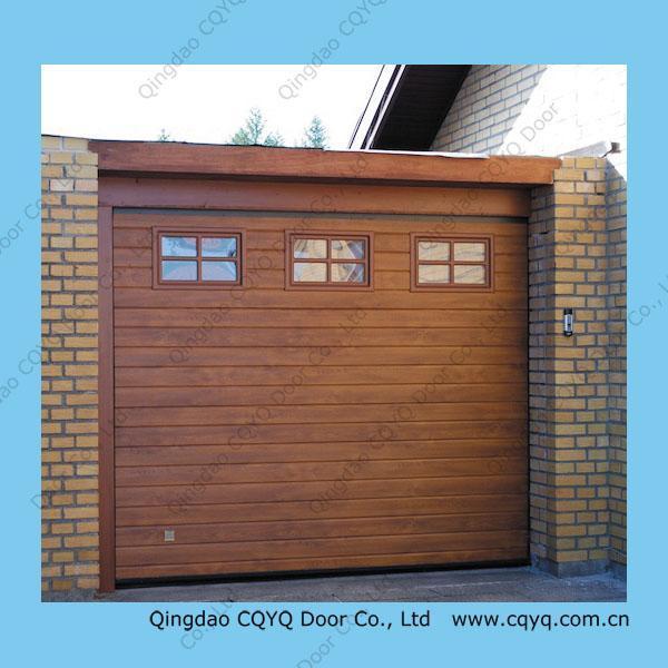 Pin steel garage colors on pinterest for Garage door stain colors