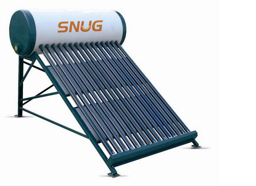 Vacuum Tube Solar Water Heater, Solar Energy