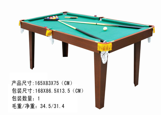 China billiards snooker table vs44623 china snooker table billiard table - Billiard table vs pool table ...