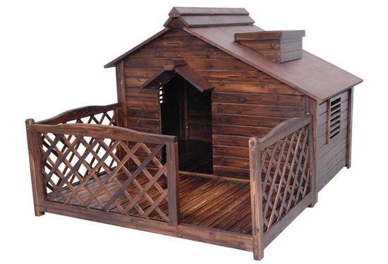 China wooden dog house 02 china wooden pet house wooden dog house