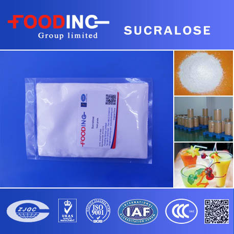 High Quality 25kg Drum Sucralose Raw Material Manufacturer