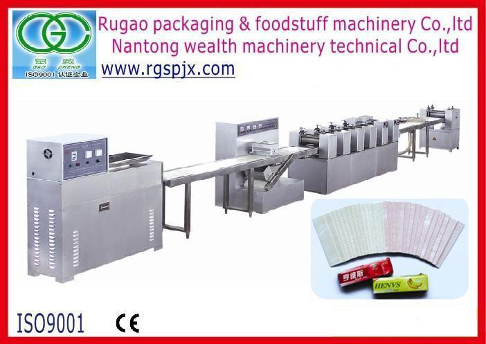 Fs-320 Chewing Gum Production Line
