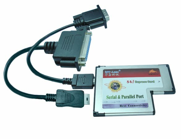 China parallel serial port express card ht t235 ox 5m china express card parallel express - Parallel port and serial port ...