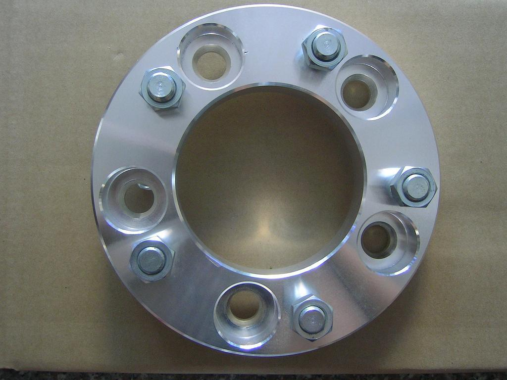 China Billet Wheel Spacer Adapter Pcd 5 215 165 30mm China