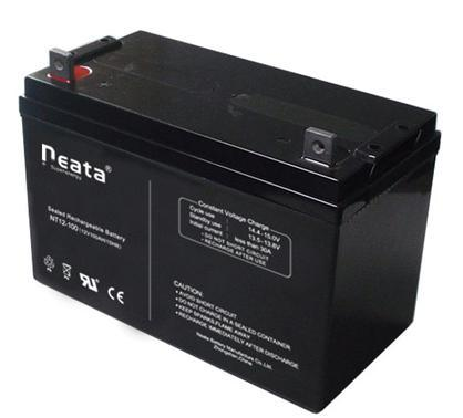 china 12v 100ah solar battery nt12 100 china solar battery lead acid battery. Black Bedroom Furniture Sets. Home Design Ideas