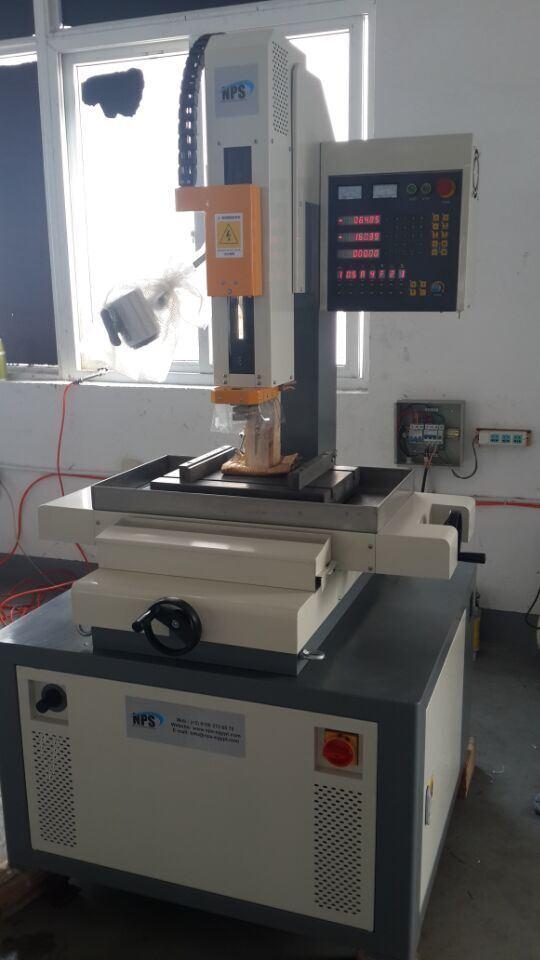 Air Pump Micro-Hole Drilling EDM Machine