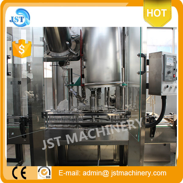 Automatic 3-in-1 Machine for Filling Juice