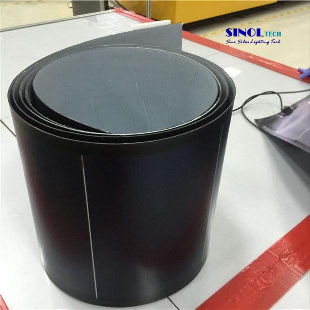 Self Adhesive 144W Membrane PV Thin Film Solar Panel