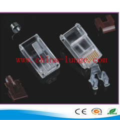 Cat5e Connector/CAT6 Plug/Rj11 Plug/8p8c Plug