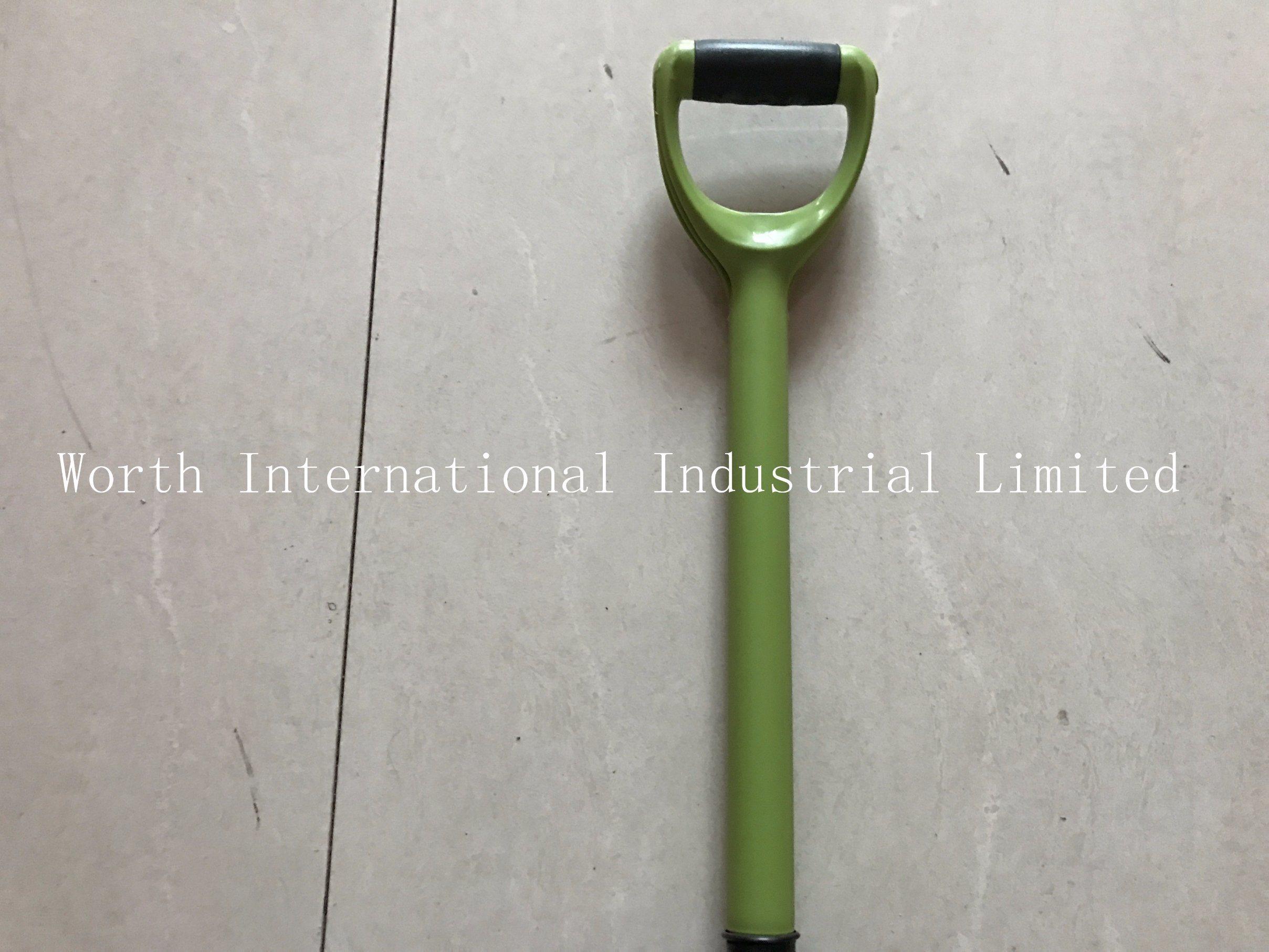 Iron Power Coated Fiberglass Handle Spade