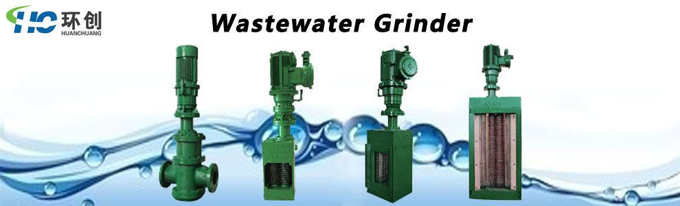Wastewater Grinder