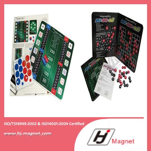 Hot Sale Rubber Magnet on Fridge with Customer Design