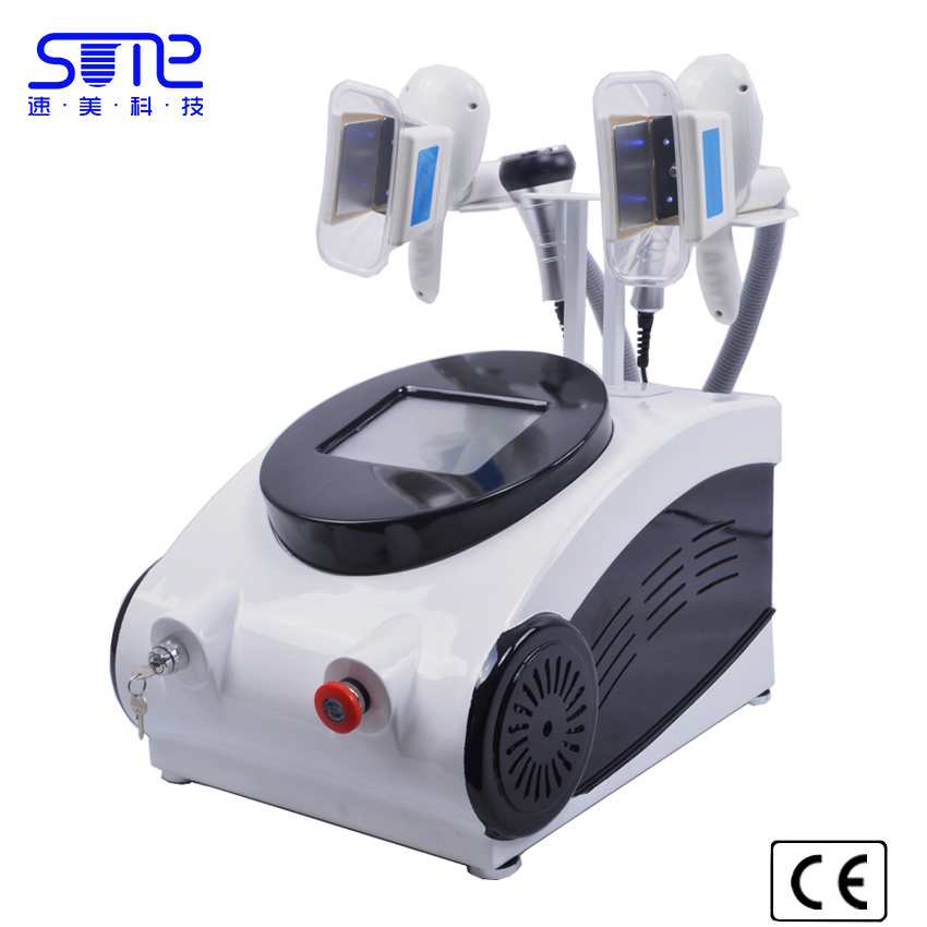 Effective Cryo Lipolaser RF Shaping Body Fat Melting Cavitation Vacuum