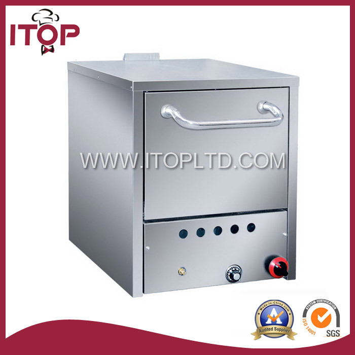 Stainless Steel Gas Pizza Oven (GPO-019)