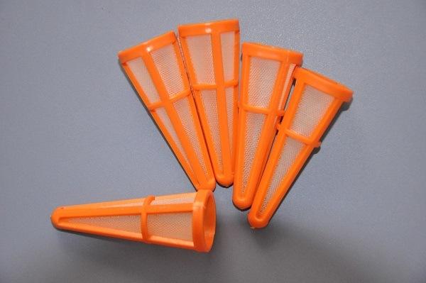 Diesel Fuel Filters Molded Plastic in-Line Fuel Filters