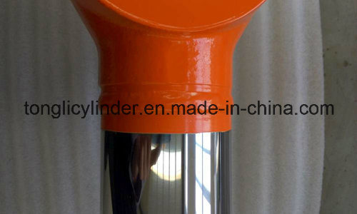 Dh60 Doosan Excavator Bucket Cylinder / Hydraulic Cylinders for Sale