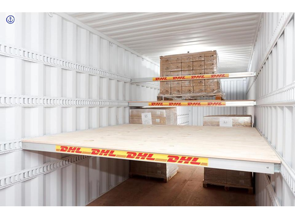 Consolidate Efficient and Economical DHL Express Courier / Airfreight Logistics