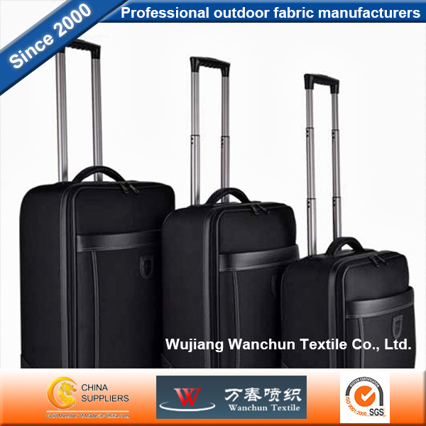 1680d Double Yarn PVC Coated Top Strength Fabric for Luggage
