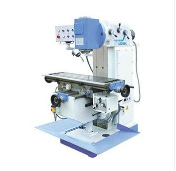 Vertical Milling Machine From Alice