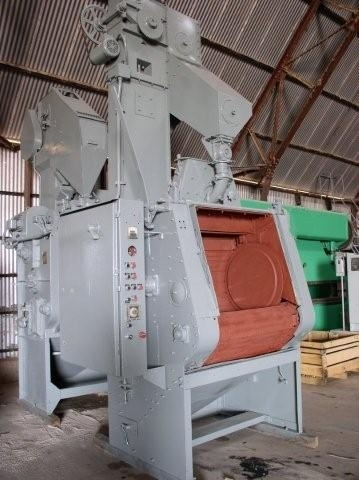 Belt Conveyor Shot Blast Machines on Abrator Blast Parts