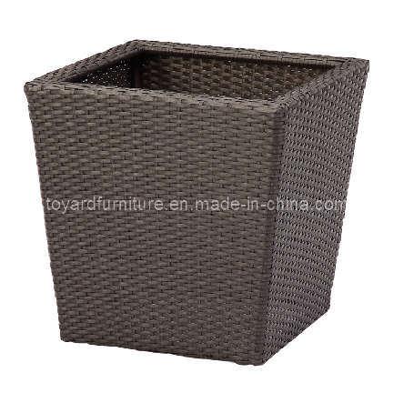 Furniture esterno rattan wicker vase 1052dc for Mobilia in inglese