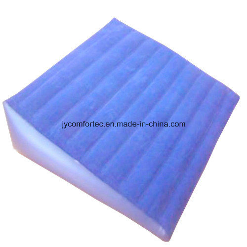 Adjustable Pillow Wedge with Auto Flattening Function