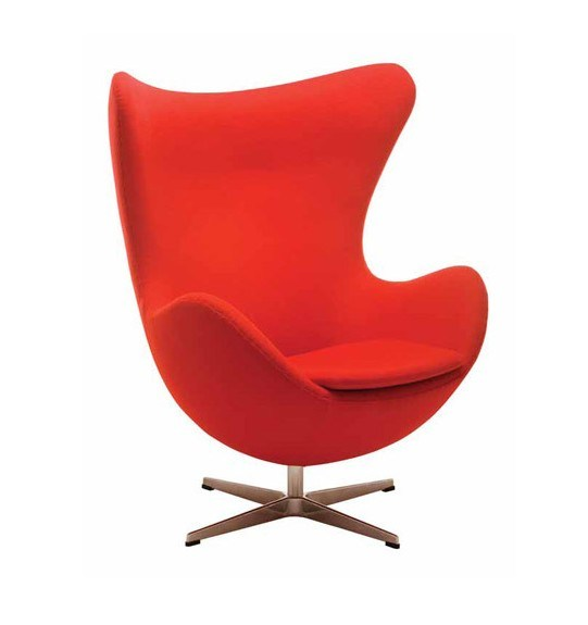 Modern Furniture Egg Chair - Designapplause Egg Chair Arne