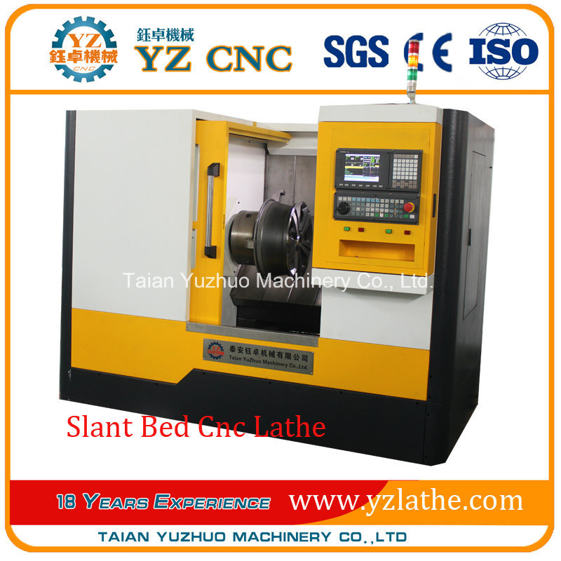 High Speed Taiwan Technology Slant Bed CNC Lathe