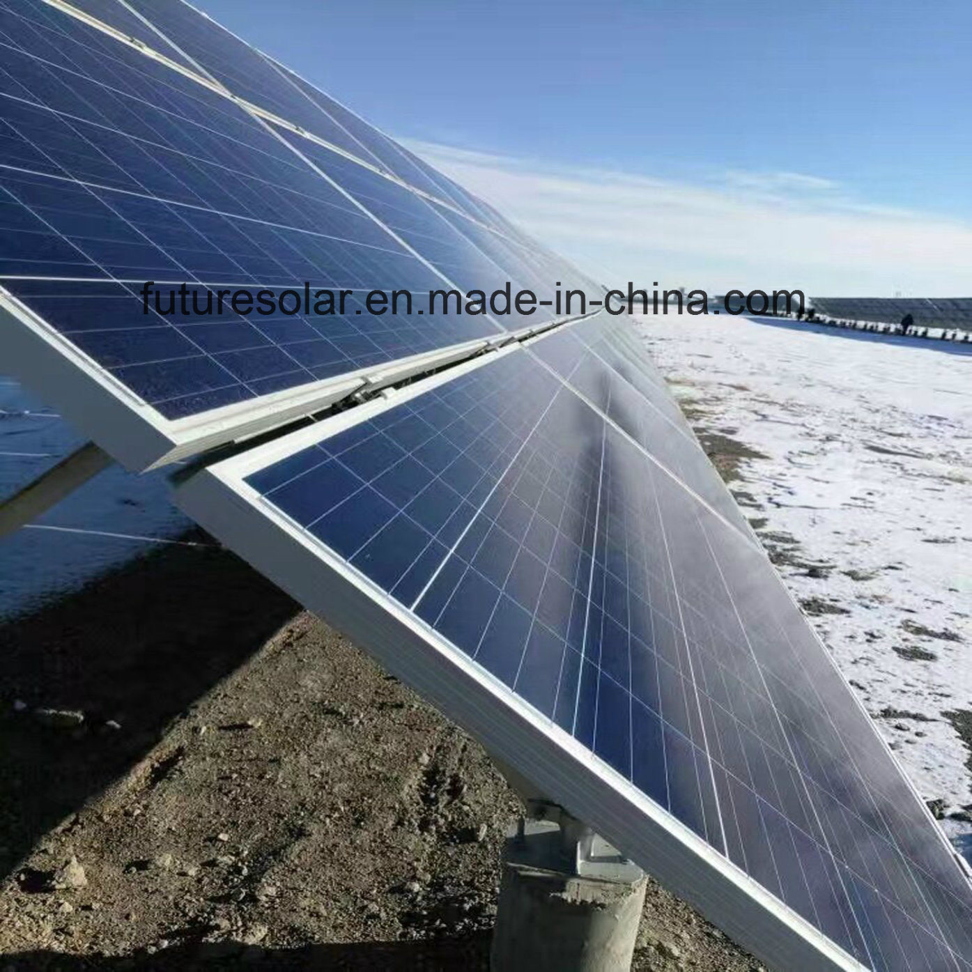 High Quality 5kw off Grid Solar Power System with TUV/Ce Certificate