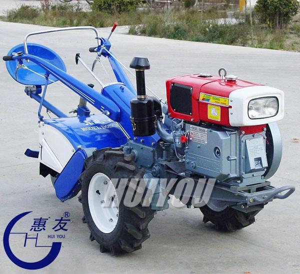 Df Type Walking Tractor