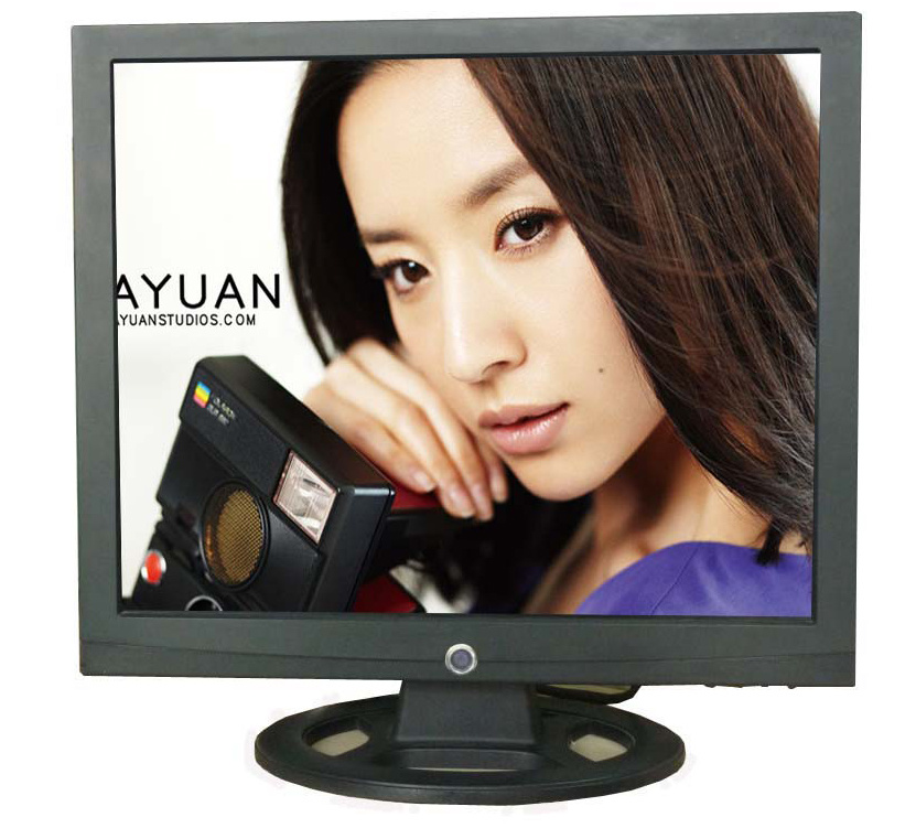 19 Inch Square TFT LCD Monitor with VGA HDMI