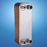 Replace Alfa Laval CB26 Stainless Steel Plate Heat Exchanger