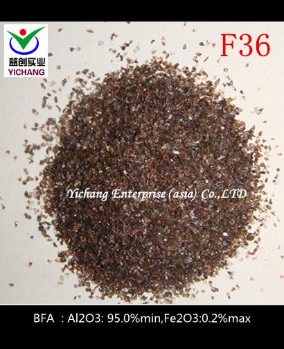 Brown Fused Alumina for Abrasive Media