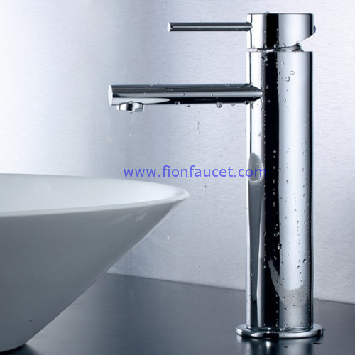 Single Lever Basin Mixer (F-8103)