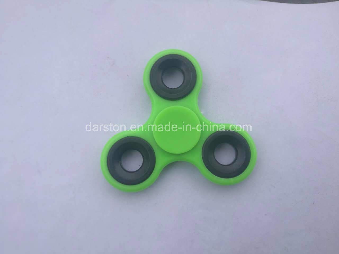 2017 Top Selling Plastic Hand Toy Fidget Spinner Finger Spinner PL30