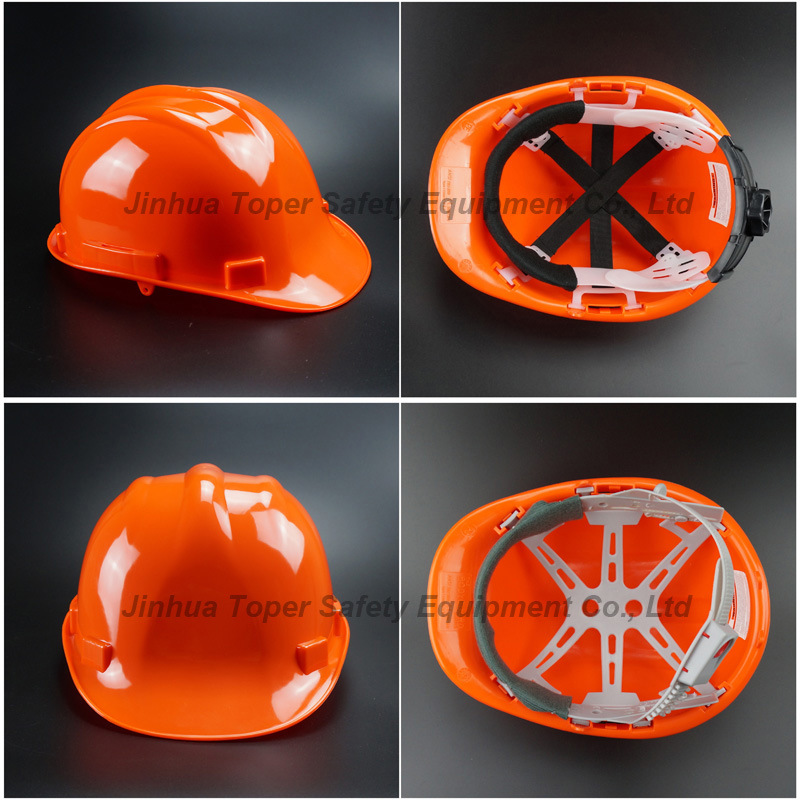 Building Material Security Products Safety Helmet HDPE Hard Hat (SH502)