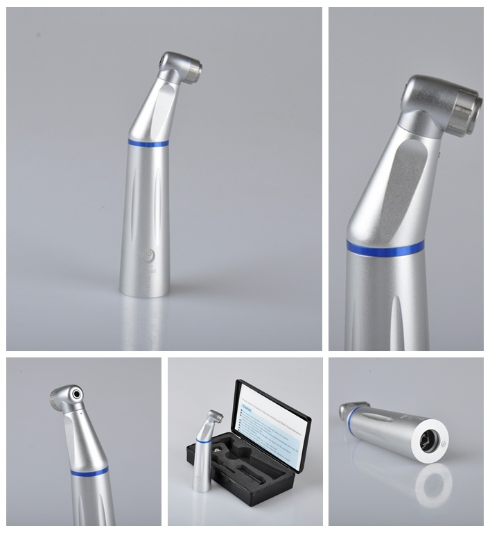 Dental LED Inner Water Contra Angle Low Speed Handpiece