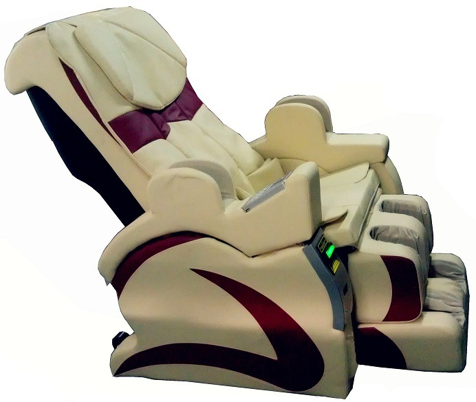 Bill-Operated Vending Massage Chair
