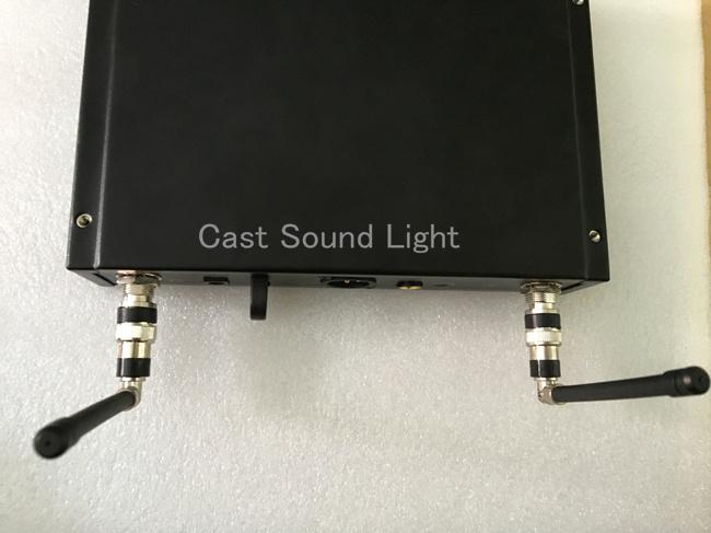 Slx24/Beta58 Handheld Professional UHF Wireless Microphone
