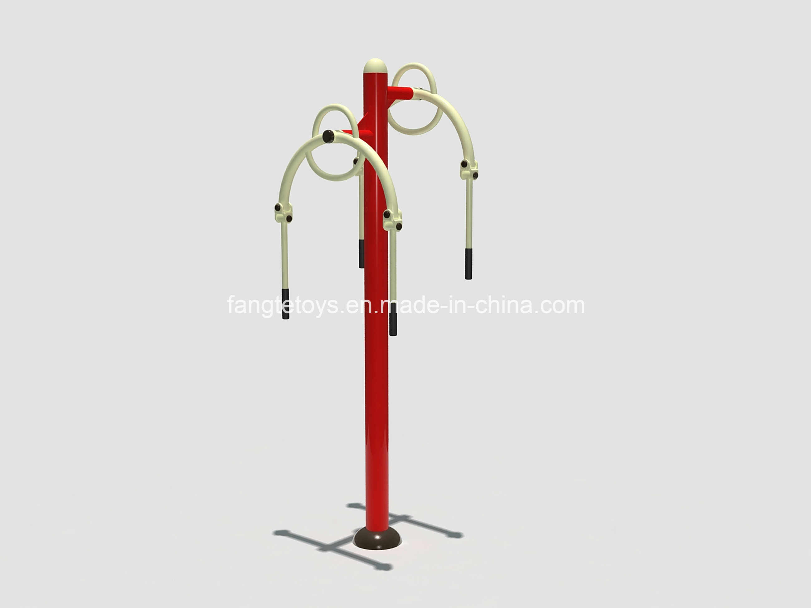 New Design Pushing Machine Outdoor Gym Equipment