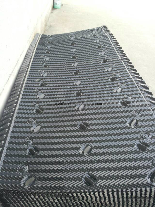 Rigid High Quality Black Sheets Cooling Tower PVC Fill (All type)