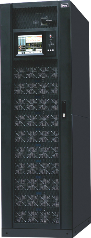 25-600kVA (380V/400V/415V) RM Series Modular Online UPS