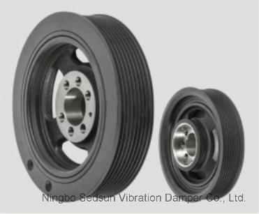 Torsional Vibration Damper / Crankshaft Pulley for Mazda RF7j11401
