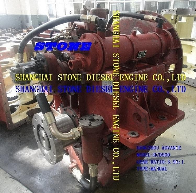 Marine Gearbox HCD800