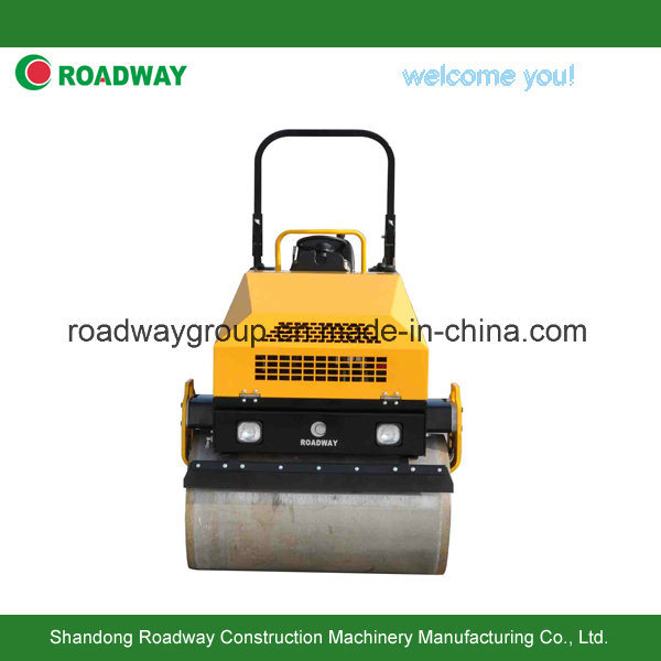 Combined Vibratory Road Roller, Ride on Fully Hydraulic
