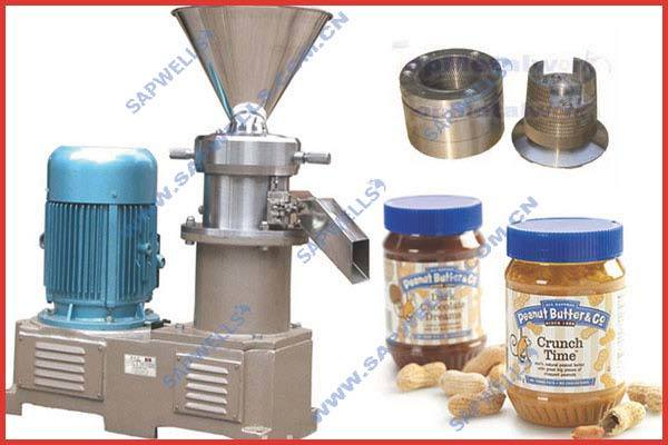peanut butter making machine price