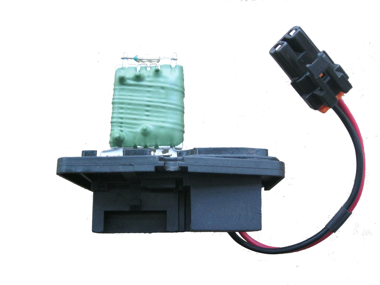 Buick century blower motor resistor blower motor for What is a blower motor resistor