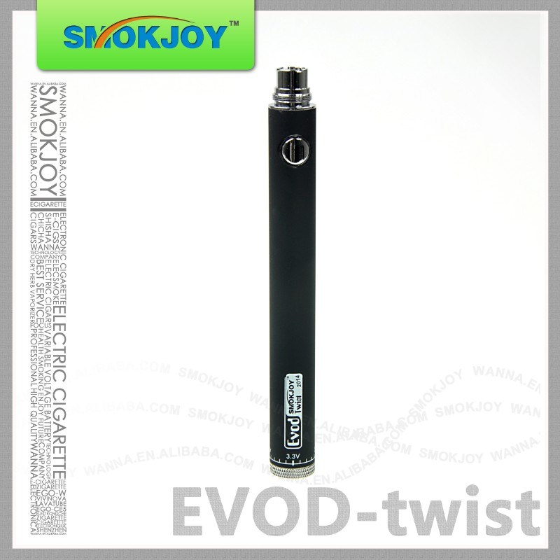 High Quality Ecig Battery, E Cigarette (Evod Twist)