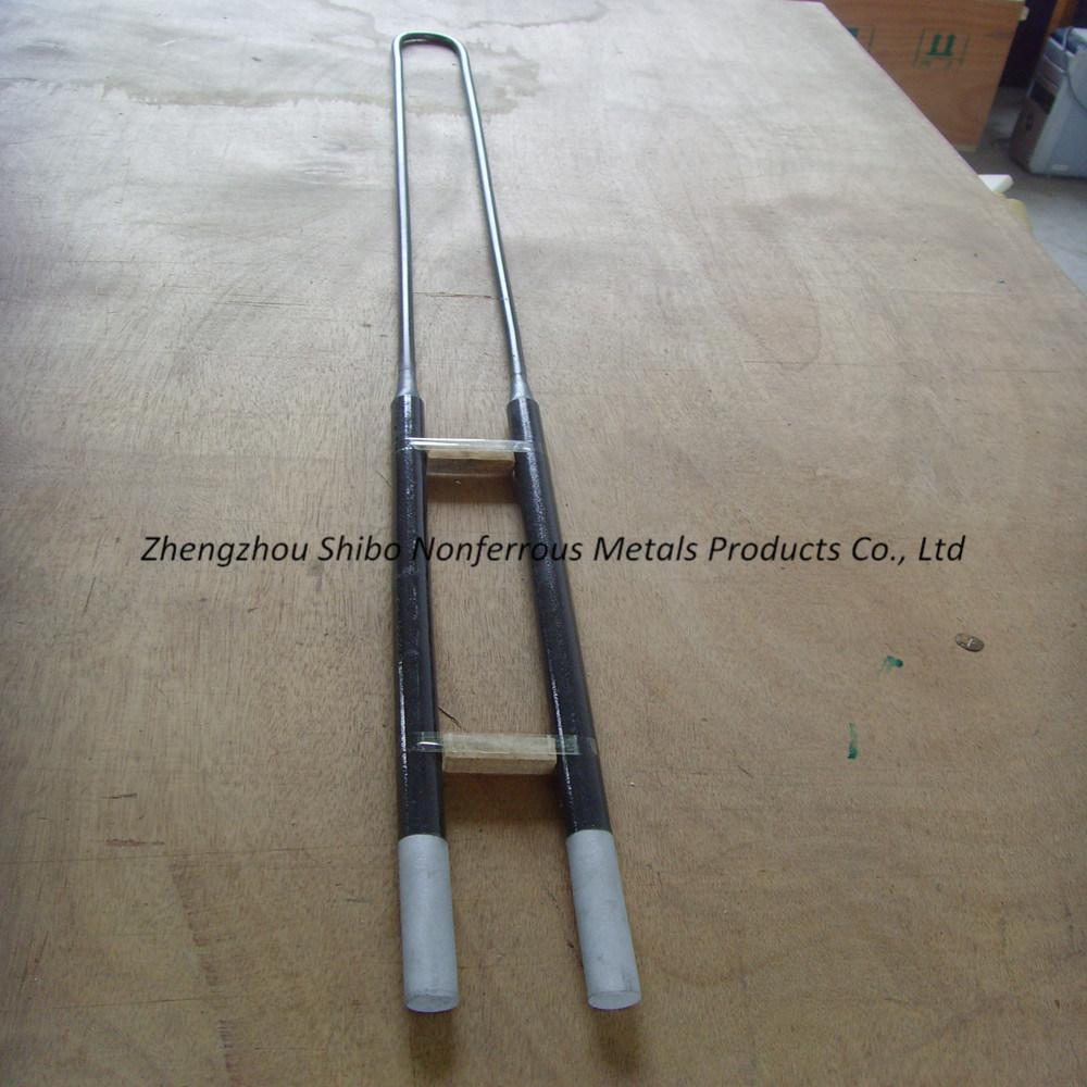 Mosi2 Heating Unit, U Shape Mosi2 Heating Elements for High Temperature Furnace