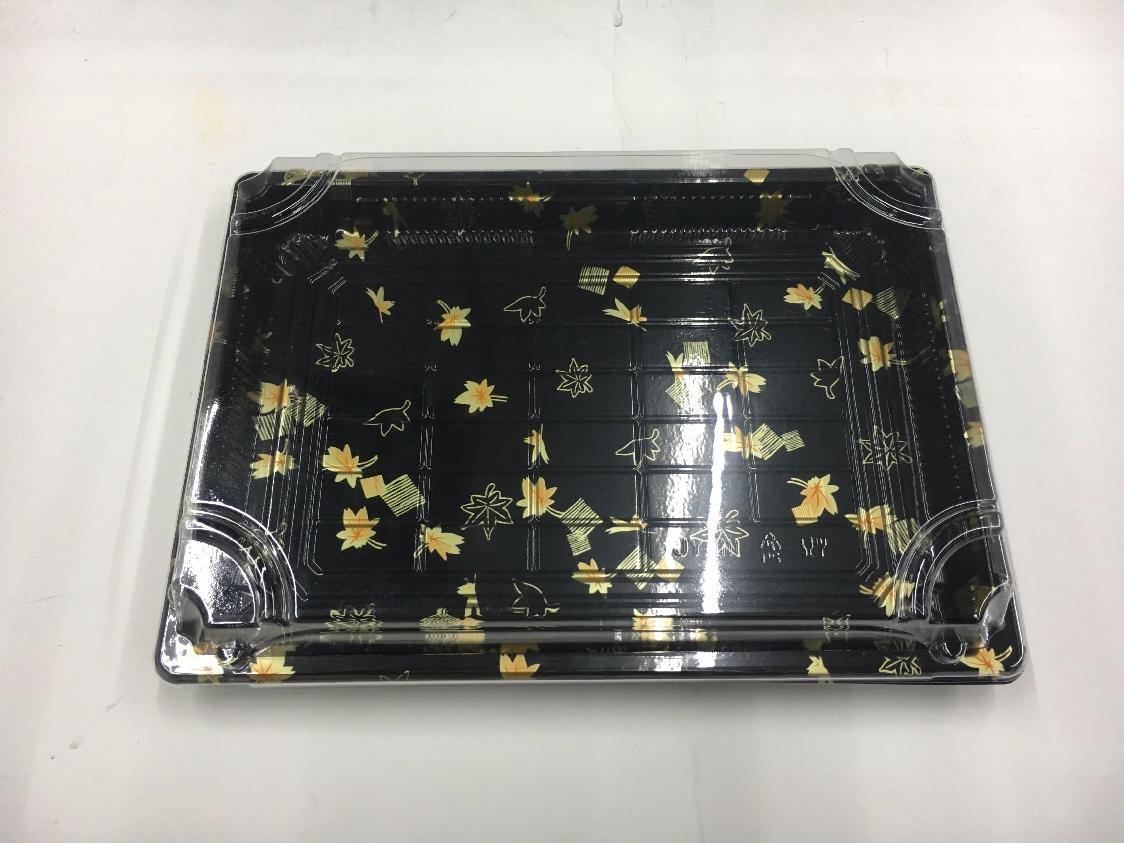 Disposable Printing Plastic Party Sushi Box